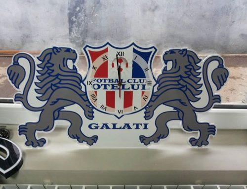 Ceas personalizat, FC OTELUL GALATI