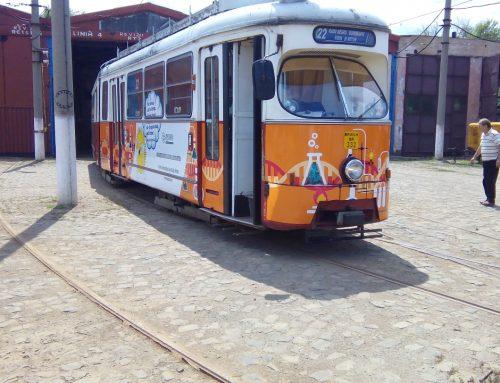 Branding tramvai SYNEVO