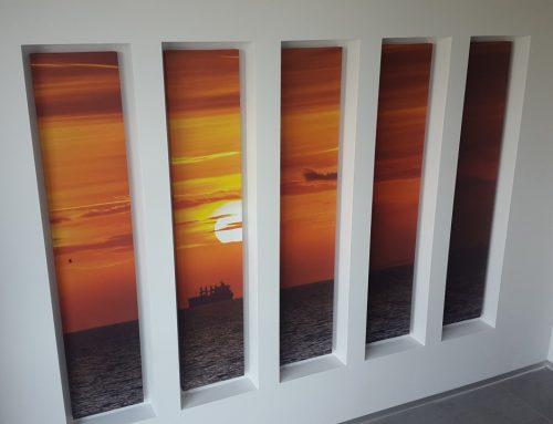 Tablouri din canvas imprimat, DEN BREEJEN
